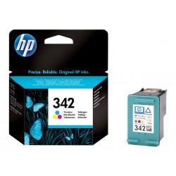 HP 342 - couleurs (cyan, magenta, jaune) - originale - cartouche d'encre