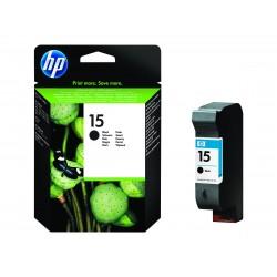 HP 15 - noire - originale - cartouche d'encre