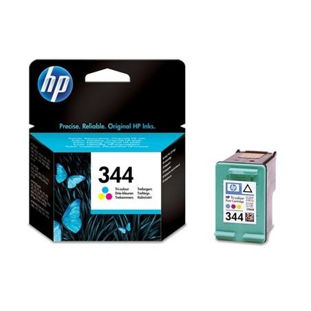 Cartouche imprimante HP 344 Cyan, jaune, magenta